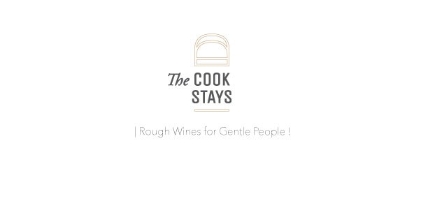Logo The Cook Stays